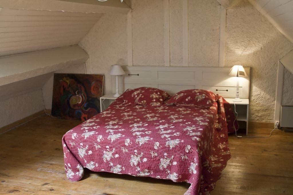 Chambre 1 du gite