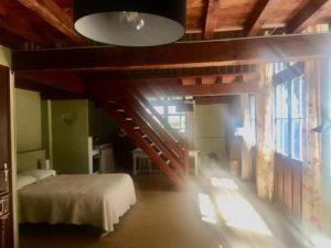 chambre maison verte